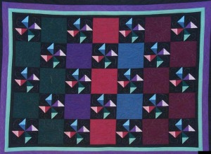 quilt O' Amish