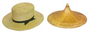 dualing hats